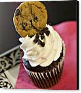 Cookie Canvas Print by Malania Hammer