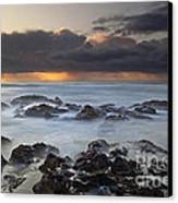 Cooks Chasm Canvas Print by Keith Kapple
