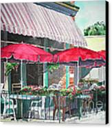 Coopersmith's Pub Canvas Print by Tom Riggs