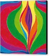 Core Canvas Print by Helen Savin Thornhill