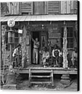 Country Store, 1939 Canvas Print by Granger
