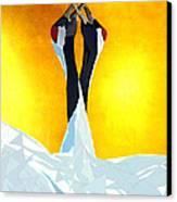 Cranes Canvas Print by Ilias Athanasopoulos