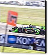Danica Canvas Print by Stan Kwong