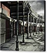 Dark Entrance Canvas Print by Pixel Perfect by Michael Moore