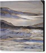 Desolate Canvas Print by Nicla Rossini
