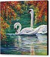 Devotion Canvas Print by Ann Marie Bone