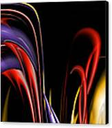 Digital Joy Canvas Print by Anthony Caruso