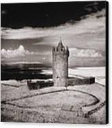 Doonagore Tower Canvas Print by Simon Marsden