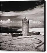 Doonagore Tower Canvas Print by Simon Marsden