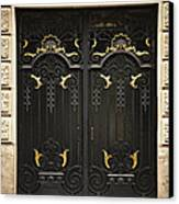 Doors Canvas Print by Elena Elisseeva