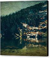 Dreams That Die Canvas Print by Laurie Search