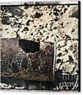E V I D E N C E Canvas Print by Charles Dobbs
