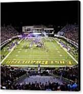 Ecu  Dowdy-ficklen Stadium  Canvas Print by Rob Goldberg
