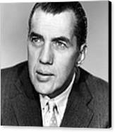 Ed Sullivan 1901-1974, American Writer Canvas Print by Everett