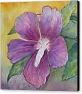 End Of Summer Canvas Print by Stella Schaefer