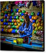 End Of The Night Canvas Print by Bob Orsillo