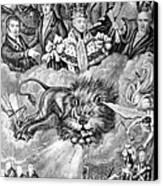 England: Reform, 1830 Canvas Print by Granger