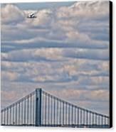 Enterprise 1 Canvas Print by S Paul Sahm