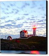 Exposing Daylight In Darkness Canvas Print by Rick  Blood