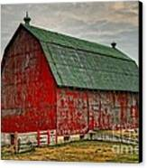 Fading Canvas Print by Tim Wilson