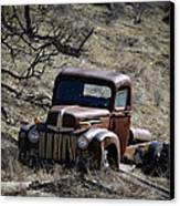 Farm Fresh Ford Canvas Print by Steve McKinzie