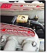 Ferrari Testarossa Canvas Print by Andrew  Cragin