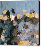 Fertile Ground Canvas Print by Susan A Becker