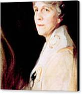 Florence Harding 1860-1924, First Lady Canvas Print by Everett