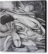 Fomorii General Canvas Print by Otto Rapp