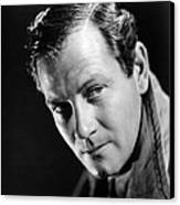 Foreign Correspondent, Joel Mccrea, 1940 Canvas Print by Everett