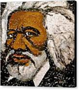 Frederick Douglas Canvas Print by Pete Maier
