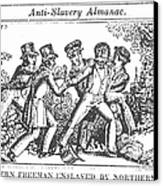 Freedman Enslaved, 1839 Canvas Print by Granger