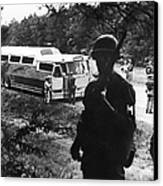 Freedom Riders, 1961 Canvas Print by Granger