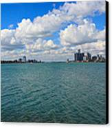 From Belle Isle With Love Canvas Print by Robin Konarz