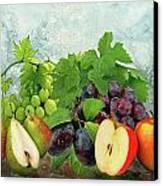 Fruit Garden Canvas Print by Manfred Lutzius