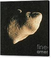 Gaspra, S-type Asteroid, 1991 Canvas Print by Science Source