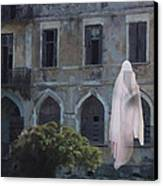 Ghost  Canvas Print by Eric Kempson