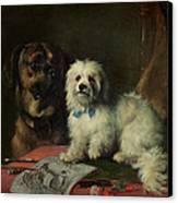 Good Companions Canvas Print by Earl Thomas