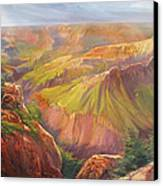 Grand Canyon Canvas Print by Robert Carver