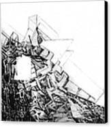 Graphics Europa 2014 Canvas Print by Waldemar Szysz
