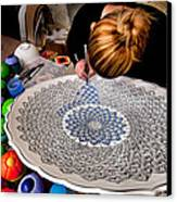 Handcraft Canvas Print by Okan YILMAZ