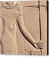 Hathor Canvas Print by Emma Manners