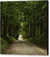 Heading Out Canvas Print by Andrew Soundarajan