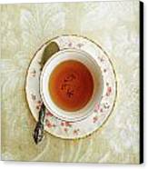 Herbal Tea Canvas Print by Stephanie Frey