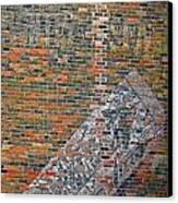 Hidden Loaf Canvas Print by Cyryn Fyrcyd