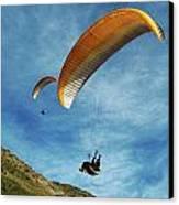 High Flyers Canvas Print by Lorraine Devon Wilke