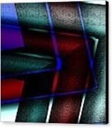 Horizontal Symmetry Canvas Print by Mario Perez