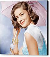 How To Marry A Millionaire, Lauren Canvas Print by Everett