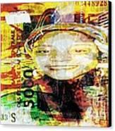 I Loved I Paid  Canvas Print by Fania Simon