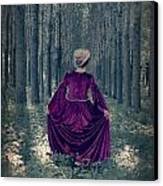 In The Woods Canvas Print by Joana Kruse